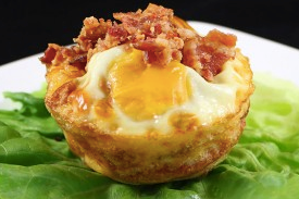 egg muffin power paleo meals