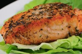 salmon power paleo meals