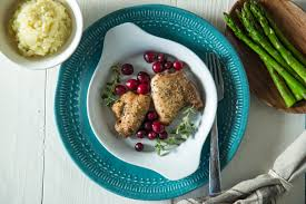 trifecta chicken and cranberry dish